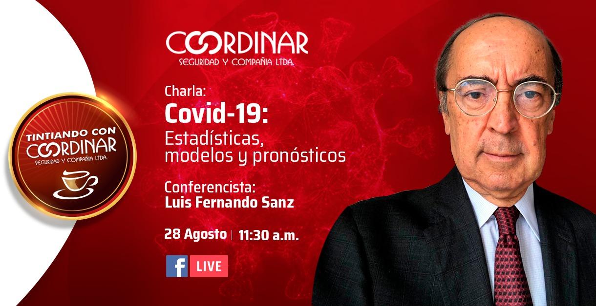 Tintiando con Coordinar: Covid-19: Estadísticas, modelos y pronósticos