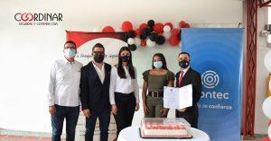 ¡Nuevo logro! Coordinar Seguridad primera empresa eje cafetero certificada en ISO18788